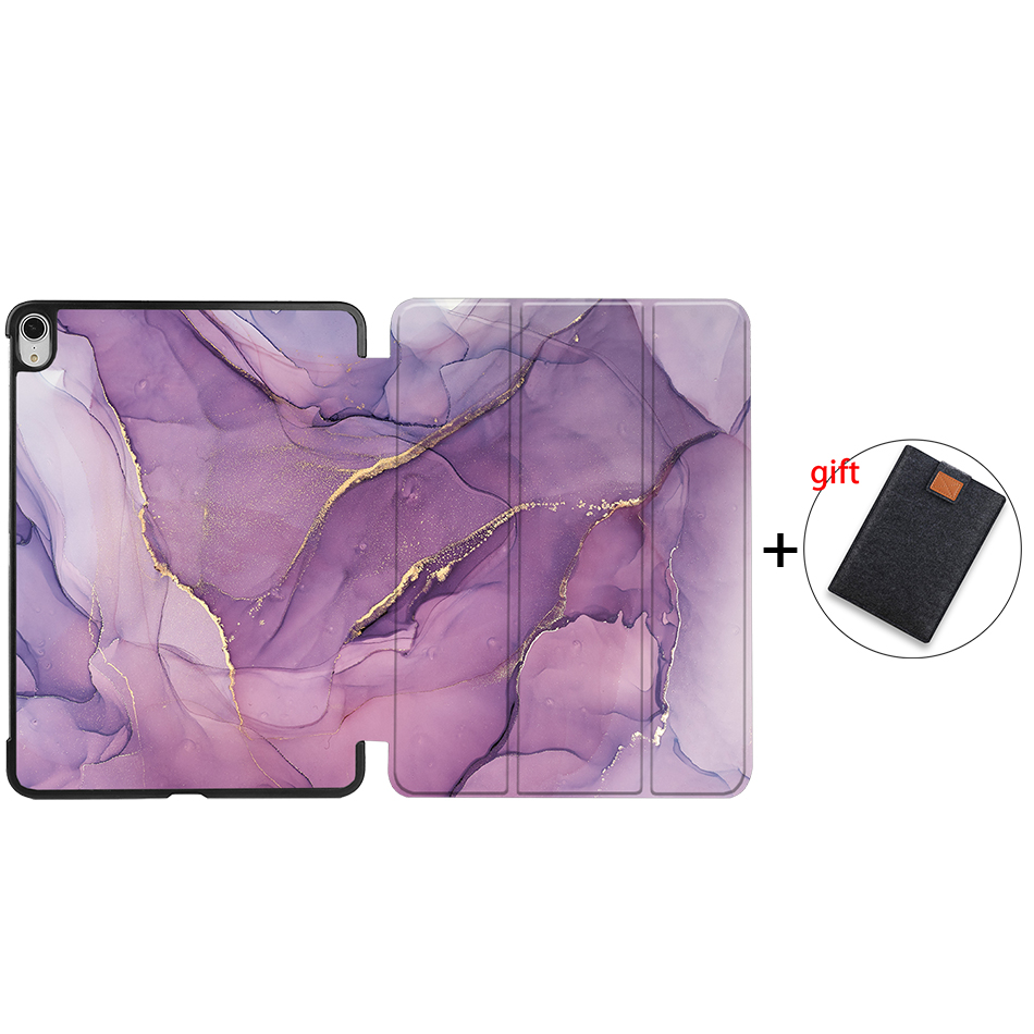 IPAD11 Pink Sanmubaba 2020 Cover Case For iPad Pro Air 10 9 inch 4th Generation Slim PU Leather