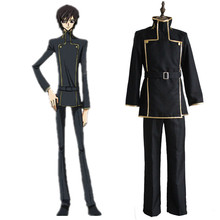 Anime Code Geass Lelouch Of The Rebellion Cosplay Costumes Lamperouge Costume Uniforms Halloween Party