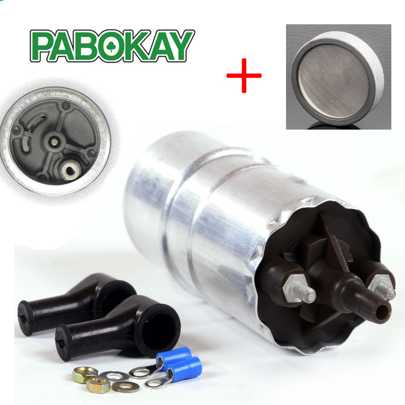 52mm HIGH QUALITY fuel pump for <font><b>BMW</b></font> K75 <font><b>K100</b></font> K1100 K1 1983-1997 16121461576 16121460452 0580463999 image