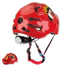 шлем MTB дышащая детский