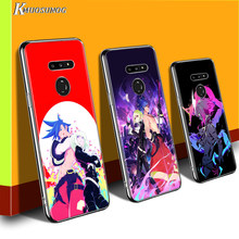 PROMARE Japan Anime für LG W20 W10 V50S V50 V40 V30 K50S K40S K30 K20 Q60 Q8 Q7 Q6 G8 g7 G6 ThinQ Telefon Fall(China)