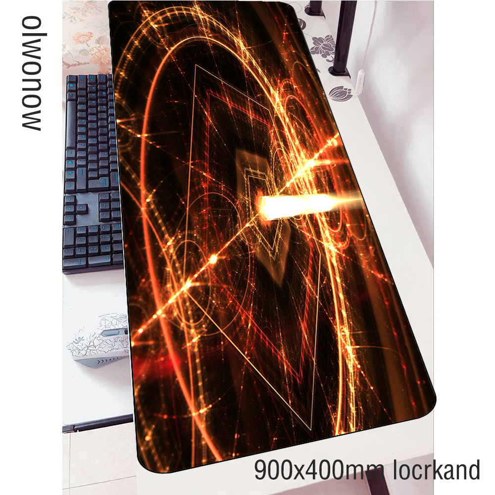 Fullmetal Alchemist Mouse Pad Cheapest 900x400x3mm Pad To Mouse Mousepad Large Anime Gaming Padmouse Gamer Keyboard Mouse Mats