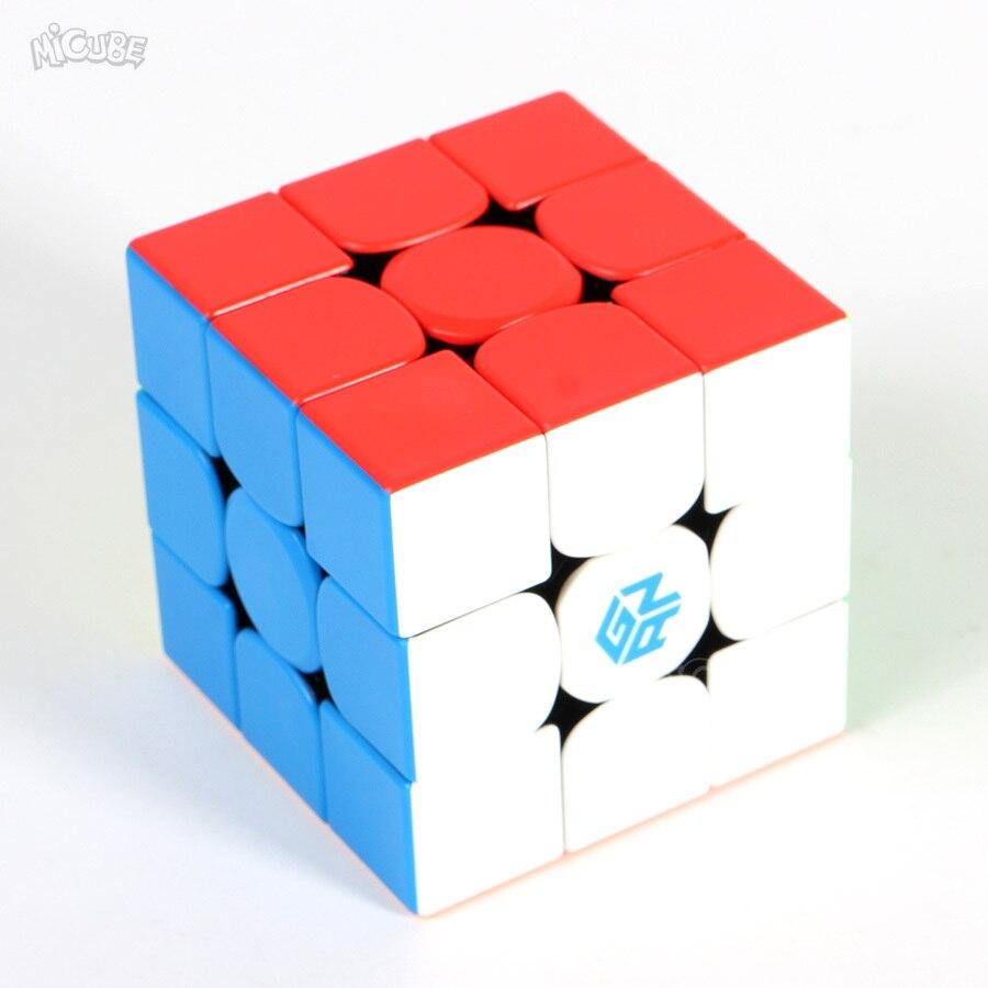 Puzzle Cube GAN356xs Cube magnétique Gan356 XS 3x3x3 Gan 356xs Cube magnétique 3x3x3 Cube de vitesse magique 3x3 Cubo Magico magnétique - 3