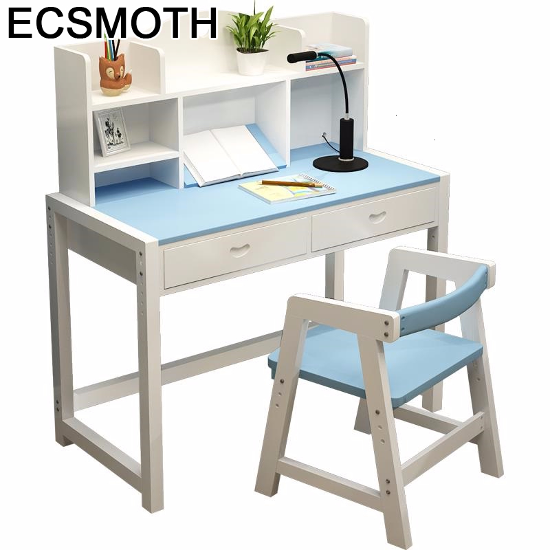And Chair Children Tavolo Per Escritorio Infantil Tavolino Bambini Desk Adjustable Kinder Bureau Enfant Study Table For Kids