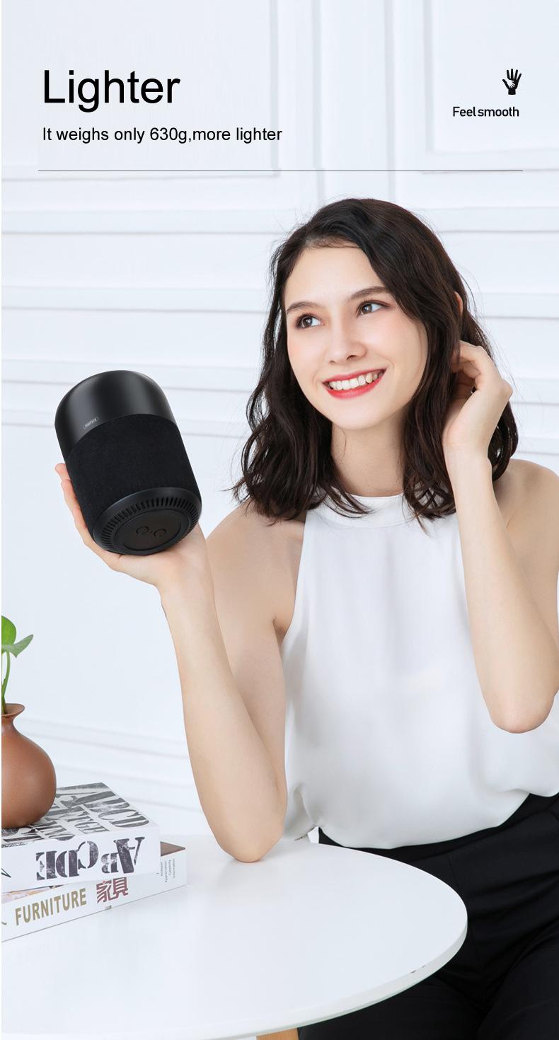 Remax M40 Portable Wireless Bluetooth Speaker 9