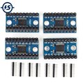 4 stücke TXS0108E 8 Kanal Logic-Level-Converter Bi-Directional High Speed Full Duplex Shifter 3,3 V 5V für Arduino Raspberry Pi