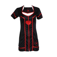 Temperament and interest clothing Seductive charm nurse uniform game characters wear nightclub costumes sexy lingerie
