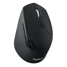 Logitech M720 Drahtlose Maus Computer PC Mause 8 Buttons Gamer Mäuse Bluetooth Unifying Dual Form