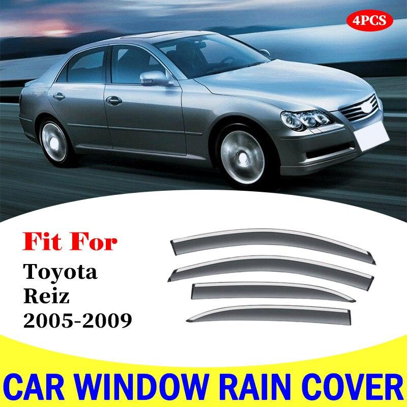 Купить защита от солнца и дождя для автомобиля toyota reiz 2005 2009