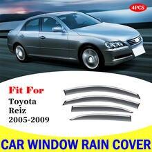 Защита от солнца и дождя для автомобиля toyota reiz 2005 2009