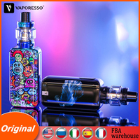 Original Vaporesso Vape 220W LUXE S Kit with SKRR S Tank 8ml Atomizer QF Strip Meshed Coil Core Vapour Electronic Cigarette Kit