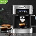 SaengQ Elektrische Kaffee Maker Americano Espresso Kaffee Maschine 1500ml Phantasie Milch Schaum Maker 220 V/110 V Haushalt appliance-in Kaffee-und Espressomaschinen aus Haushaltsgeräte bei