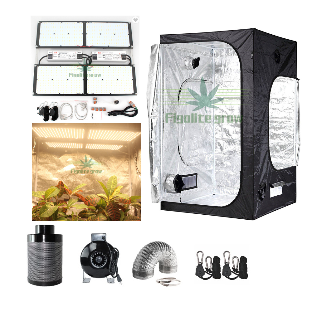 Indoor Grow Tent Kit Grow Box Complete Systems Grow Tent