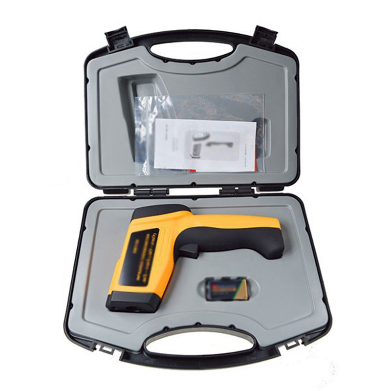GM-1150 201 Professional Industrial Infrared IR Thermometer Pyrometer 0.1 - 1Em 1150 °C 1,150 °C