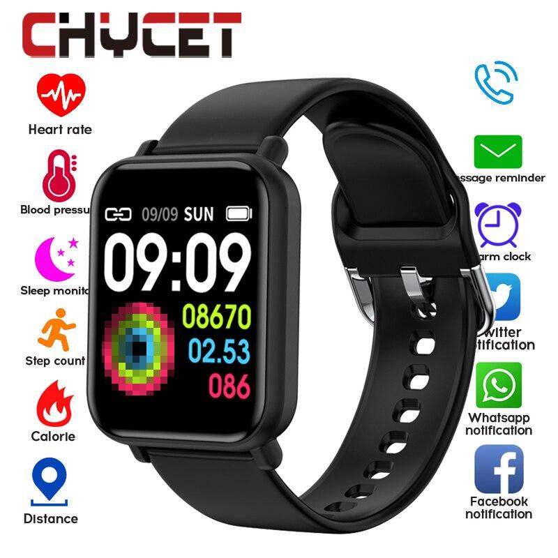 Bluetooth 4.0 Smart Watch Men Waterproof IP68 Smartwatch Women Blood Pressure Activity Tracker Watch Smart Sport For Android Ios