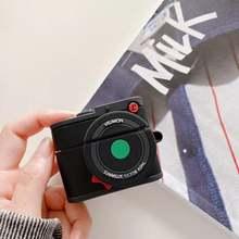 Классическая модель камеры для airpods pro 3d милый мультяшный