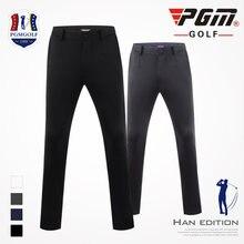 Pgm 2020 новые штаны для гольфа Мужские осенне зимние уплотненные