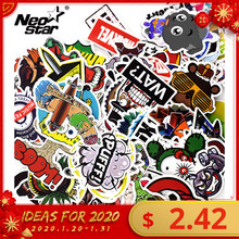 Neo Star Mixed Vinyl Stickers For Tablet Laptop Moto Car Suitcase Waterproof Mobile Phone Stickers Decoration Decals(China)