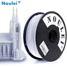 Cor de mármore do filamento do pla da impressora 3d noulei 1kg pla especial com textura de rocha de alta qualidade