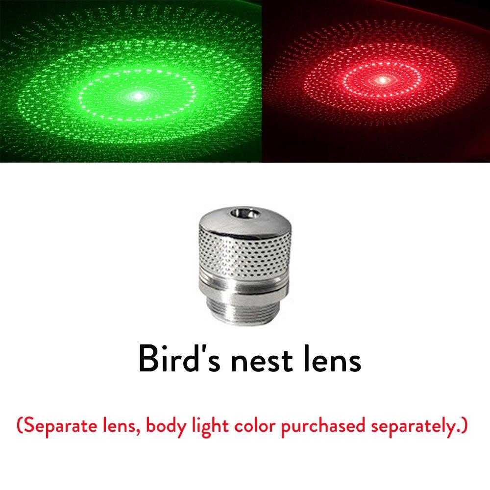 NINTE Mini LED Car Roof Star Night Light USB Decorative Lamp