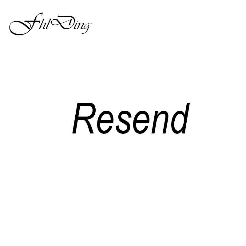 Resend(Please do not place an order on this link without the seller's permission.)