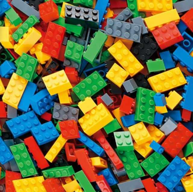 1000Pcs Building Blocks City DIY Creative Classic Bricks Bulk Sets Friends Creator Baseplate Toys for Children