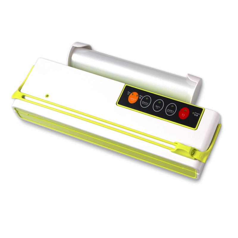 Automatic Electric Vacuum Food Sealer Packaging Machine Film Sealing Vacuum Bag