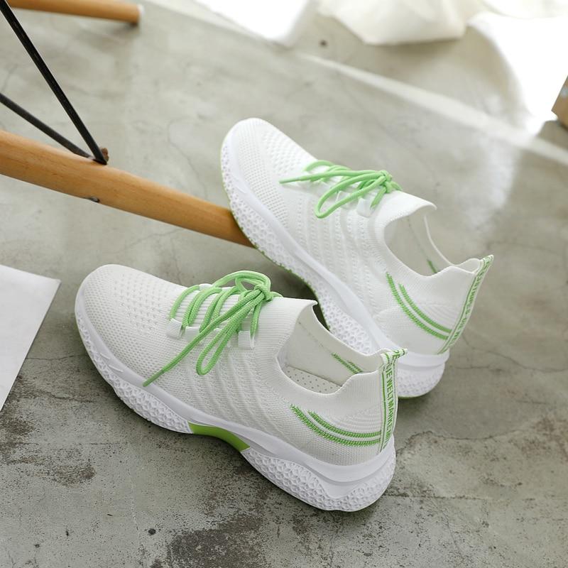 Купить damyuan 2020 новая модная женская летняя обувь резиновые кроссовки