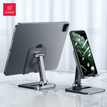 Xundd Tablet Stands For iPad Pro Case Adjustable Foldable Height Angle Phone Holder For Xiaomi iPhone Huawei Samsung Honor Case