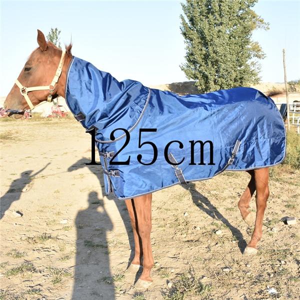 Зимний теплый жилет, утепленный хлопковый жилет, непромокаемый и непромокаемый жилет для верховой езды, зимний теплый жилет с хлопком 320 г - Цвет: blue125