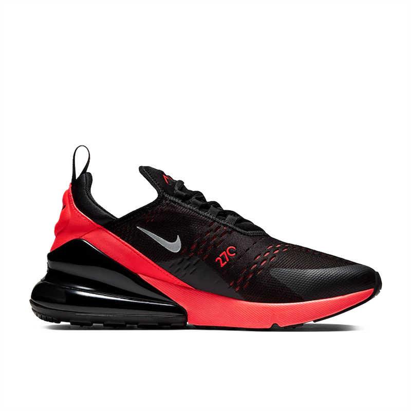 מקורי נייקי מקסימום אוויר 270 גברים של ריצה נעלי ריצה נוחה ללבוש עמיד לנשימה חדש צבע ספורט מעצב AH8050