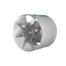 Встроенная труба для дома, ванной комнаты, кухни, Круглый Вентилятор, вытяжной вентилятор, легкая установка, вентиляционный усилитель, 4 дюйма, тихий вентиляционный вентилятор, охлаждение