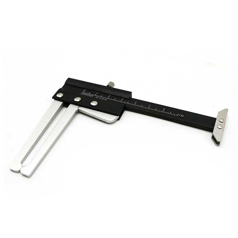 Adanse Disc Brake Rotor Thickness Caliper 0-60mm Gauge Gage Micrometer Measuring Tool
