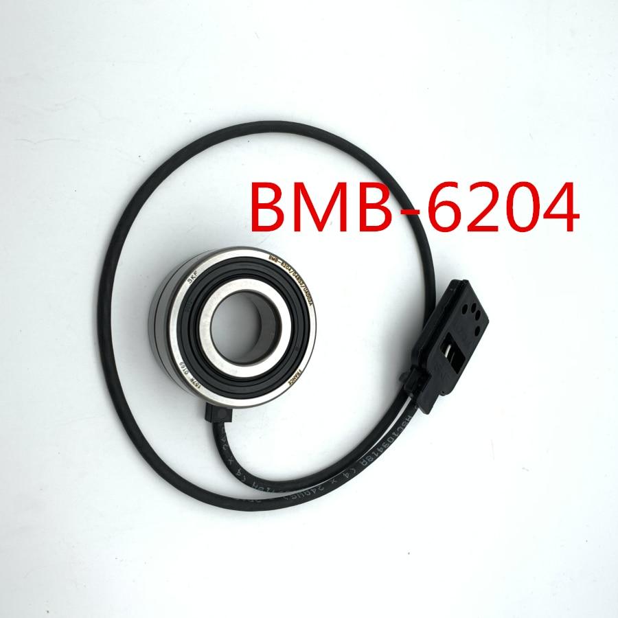 Supply Original France SKF BMB-6204 048S2 UA002A 4 Wire Speed Sensor Speed Encoder for Motor S222011 ZAPI Model C1EN03
