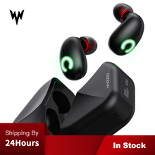 Whizzer B6 TWS Bluetooth 5.0  IPX7 Waterproof Upgrade True Wireless Earbuds Support Aptx/AAC 45h Playing Time For iOS/Android