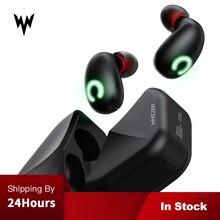 Whizzer B6 Tws Bluetooth 5.0 IPX7 Waterdicht Upgrade Echte Draadloze Oordopjes Ondersteuning Aptx/Aac 45 H Speeltijd Voor ios/Android