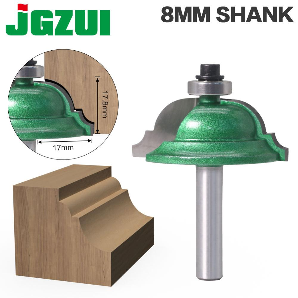 1Pc 8mm Shank Classical Bit Line Knife Router Bit -  Line Knife Woodworking Cutter Tenon Cutter For Woodworking Tools
