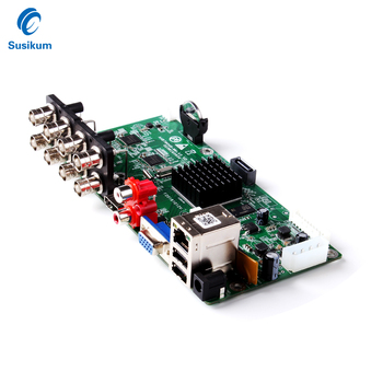 8CH 5M-N AHD DVR Board 4*AHD 5MP+4*IP 4MP/ Network:8*1080P+8*960P;8*4MP CCTV Video Recorder AHD/TVI/CVI/CVBS/IP 5 In 1 DVR