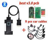 2020 Autocome CDP Pro 2016.0 keygen DS150E cdp V3.0 nec Relay OBD2 Cars Diagnostic Interface Tool for delphi scanner Adapter