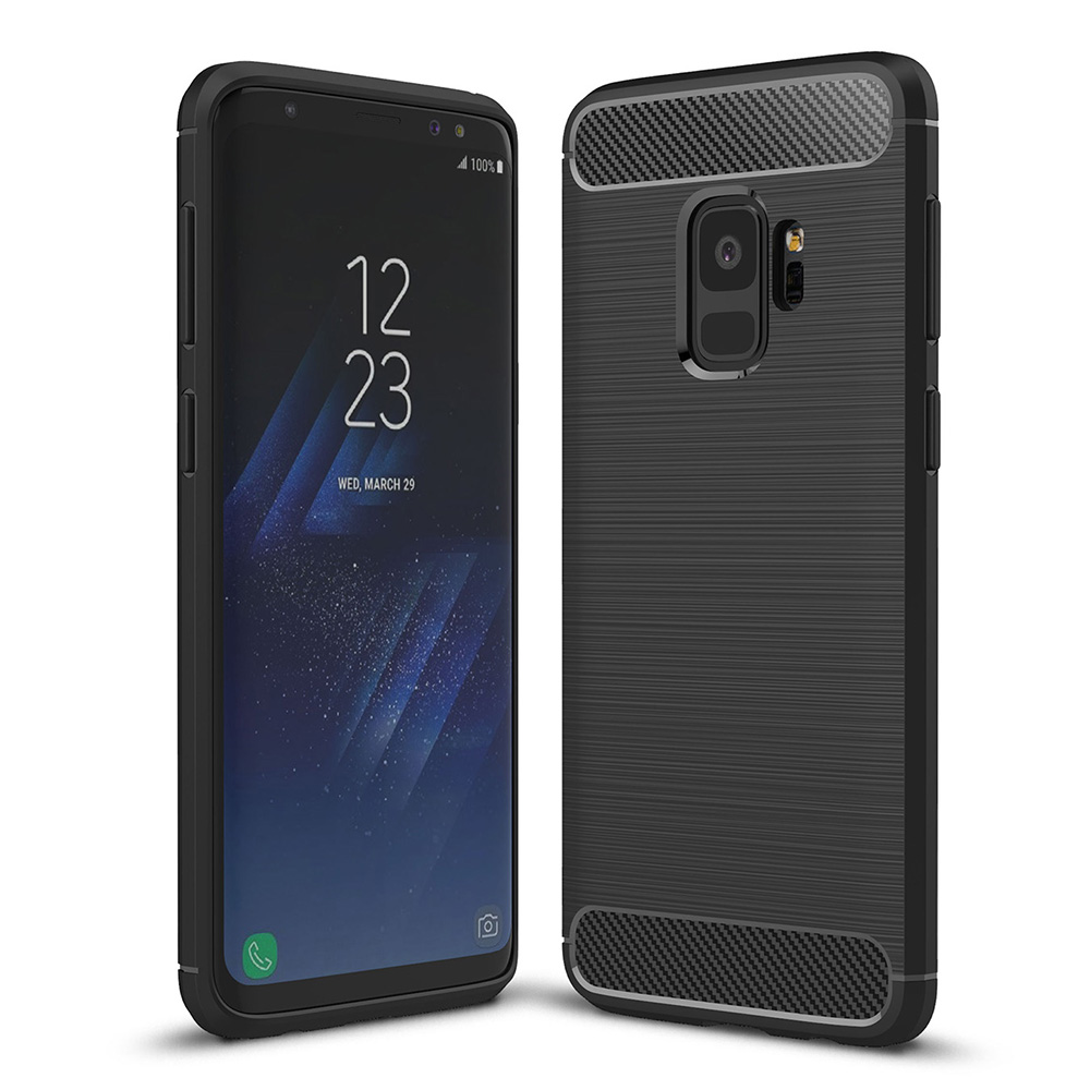 Coque Cover 5.77For Samsung Galaxy S9 Case For Samsung Galaxy S9 S8 Plus Duos Dual <font><b>Sm</b></font> <font><b>G950F</b></font> G955 G955F G965F Coque Cover Case image