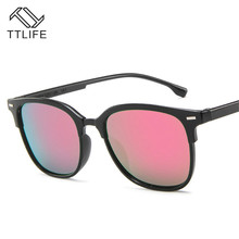 TTLIFE Polarized men women Sunglasses Classic fashion retro Brand Sun glasses Coating Drive Shades gafas De Sol Masculino UV400