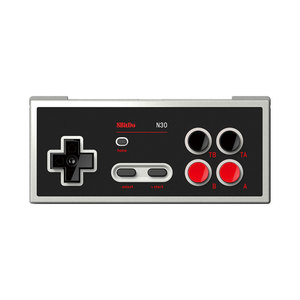 Image 2 - 8Bitdo N30 Bluetooth controller NS version Gamepad for Switch Online Game Support Turbo