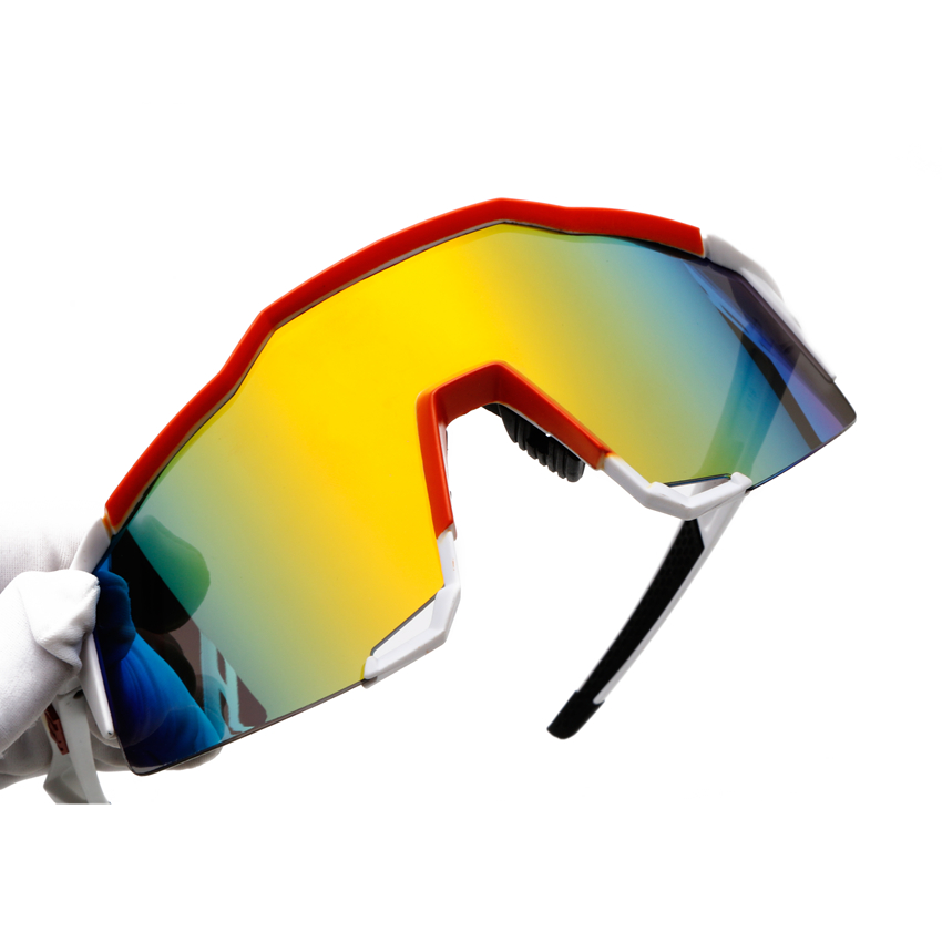 Cycling Glasses for Bicycles Men Women UV400 Sports Mountain Bike MTB 100 Cycling Eyewear Motorcycle Sunglasses Oculos Ciclismo