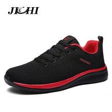 JICHI New Men's Sneaker Breathable Men Shoes