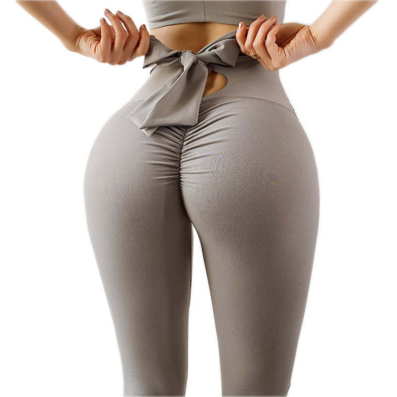 Женские длинные Леггинсы пуш-ап, с высокой талией, для фитнеса, для тренировок