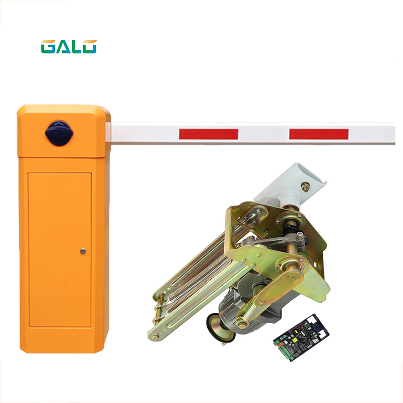 Barrier Operator Smart Cantilever Gate Vehicle Barrier Gate Parking  RFID Plaza Electric Parking Lot Single Arm Boom Barrier Gat