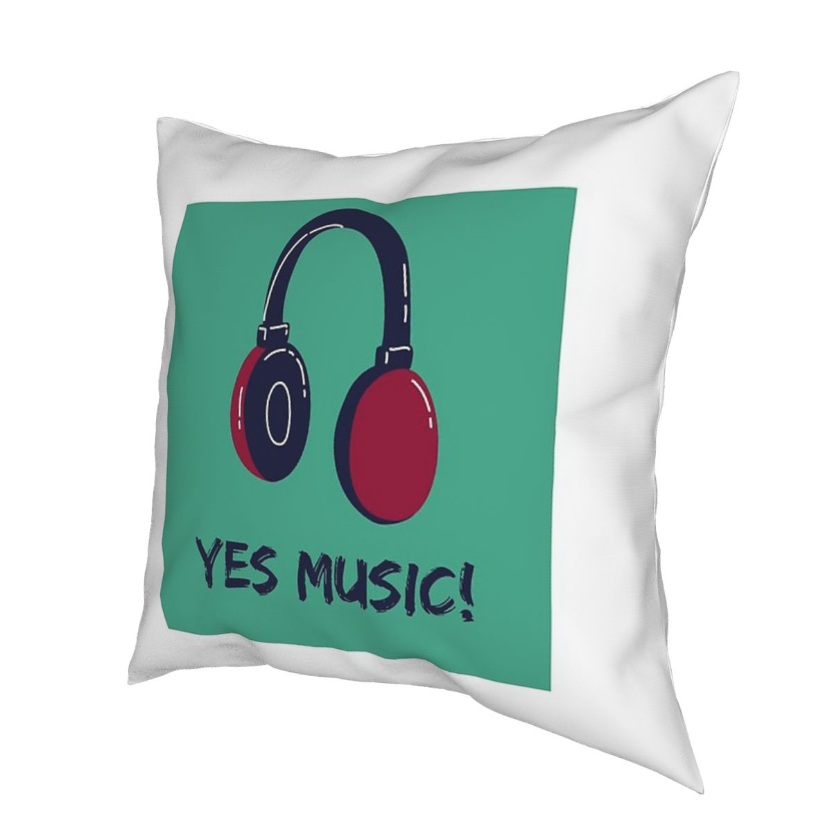 Yes Music All The Time By Mohammed Aamir Pillow Case Cover Decor Linen Cushion Cover Pillow Case Aliexpress