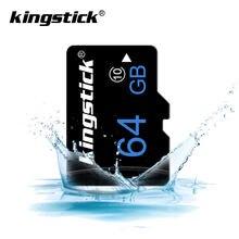 Cartão de memória 32gb 16gb 8gb cartão flash de alta velocidade 64gb classe 10 cartão micro sd para smartphone cartão de memória tf + adaptador