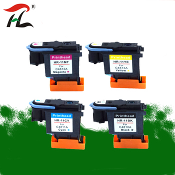 Compatible for HP 11 for hp11 C4810A C4811A C4812A C4813A Printhead Print head ink cartridge 1200 2200 2280 2300 2600 2800 9100