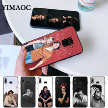 Cole Sprouse Silicone Case for Samsung A3 A5 A10S A30S A50S A6 Plus 2018 A7 A8 A9 A10 A30 A40 A50 A60 A70 J6